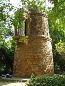 15. századi őrtorony a Lódhí Kertekben