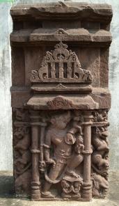 Varáha, Visnu Vadkan megtestesülése. Deori (Madhya Pradesh, Sagar District), 12-13. század