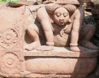 Bháraváhaka, egyfajta atlaszfigura az indiai művészetben