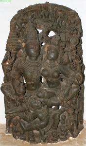 Laksmí-Nárájana. Bhoramdev templom, Chhatisgarh