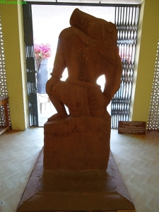 Varaha, back view