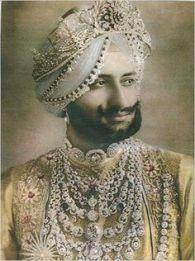 Jadavindra Singh, Patiala mahárádzsája, Bhupinder Singh fia